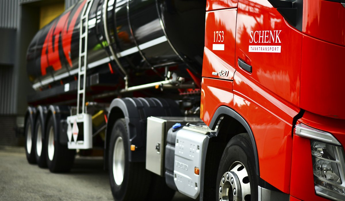 Kontakt - Schenk Tanktransport