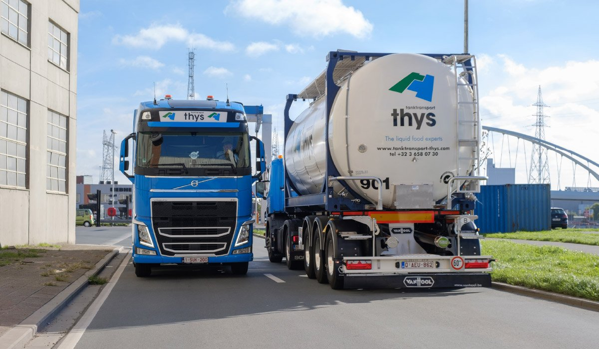 Thys tanktransport